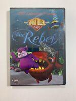 Storyteller Cafe - The Rebel (DVD, 2007) - New Sealed