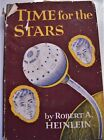 ROBERT HEINLEIN 1956 Science Fiction book TIME FOR THE STARS hardcover