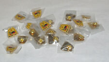 GROUP LOT 20 MCDONALDS EMPLOYEE COLLECTOR PIN BUTTON 1994 SOCCER WORLD CUP