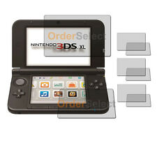 3X NEW Ultra Clear HD LCD Screen Protector for Nintendo 3DS XL N3DS XL 800+SOLD