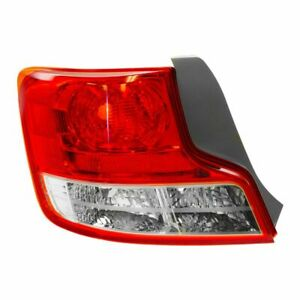 Taillamp Taillight LH Left Driver Side for 11-13 Scion TC