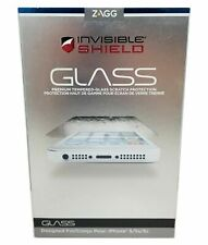 Zagg Invisible Shield Glass Screen Protector for iPhone SE/5S/5/5C - Clear