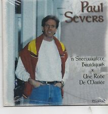 Paul Severs-N Sneeuwitte Bruidsjurk cd single sealed