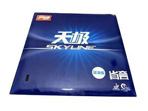 DHS Blue Sponge Skyline 2 Provincial Table Tennis Racket Rubber Professional