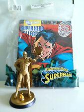 Eaglemoss Marvel DC Comics Superhero Collection Superman Centennial Park