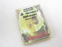 PS2 Memory Card DEVIL MAY CRY 2 Ver. Hori 8MB Playstation 2 Japan 1046