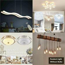 Modern Vintage Pendant Light Ceiling Lamp Chandeliers Home Kitchen Fixtur