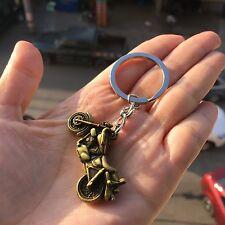 NEW Mens Creative Alloy Metal Keyfob Gift Car Keyring Keychain Key Chain Ring