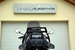 Schwarze Blinker Gläser hinten BMW R 1100 RS R 1150 RS smoked rear signal lenses