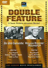 In Old Caliente / Rough Riders' Round-Up (DVD) **New**