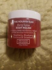 Australian The Nourish Bar Berry Fusion Body Polish 20.28oz