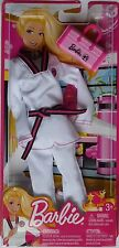 Barbie Doll I Can Be Judo - Martial Arts Fashion Outfit Karate Clothes Set W3754