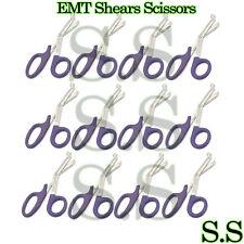 12 Pc Emt Shears Scissors Bandage Paramedic Ems Supplies 725 Purple