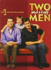 Two and a Half Men - The Complete Seasons 1-2 (DVD, 2014, 8-Disc Set)