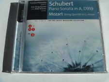 SCHUBERT PIANO SONATA IN A MOZART IN G BBC SEALED NEW OUT OF PRINT FREEPOST CD