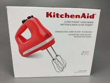 Kitchen Aid Hand Mixer Power 5-Speed Turbo Beater Light Comfort Handle
