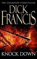 Francis, Dick, Knock Down, Very Good, Paperback