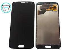 LCD Display Glas Touchscreen Für Samsung Galaxy S5 SM-G900f Schwarz Werkzeug Neu