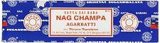 Nag Champa Incense 2 X 100 Grams = 200 Grams Box, Free S&H, Series 2016