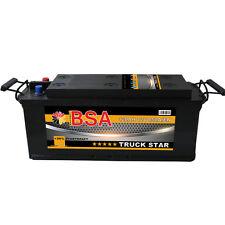 LKW Batterie 12V 120AH 850A Starterbatterie statt 110AH 115AH Schlepper Traktor