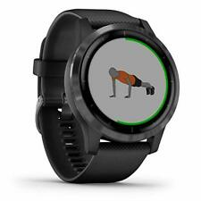 Garmin Vívoactive 4, GPS Smartwatch, Features Music, Body Energy Monitoring,