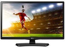 "LG 28MT48S 28"" Smart HD Ready TV Led Wi-Fi y TDT & Freesat-Negro"