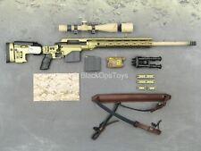 1/6 Scale Toy SMU Operator Exclusive - XM2010 .300 Sniper Rifle w/Attachments