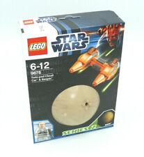 LEGO StarWars 9678 Twin-pod Cloud Car & Bespin Planet als Christbaumkugel NEW