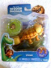 The Good Dinosaur Vivian Figures & Critter Disney Pixar Interactive Toys Gift 3+