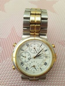 Seiko chronograph 7T32/Japan