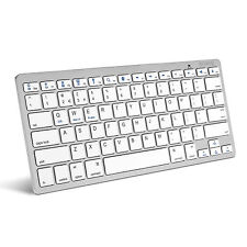 Caseflex Compact Wireless Bluetooth Keyboard for Samsung Galaxy Tab 2 10.1 P5100