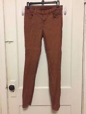 J Brand Super Skinny Bourbon Jeans Pants 28