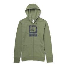 Burton Damen Kapuzenpullover Farbe Khaki Größe M Hoodie Sweater NEU