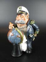 Kapitän Captain Funny Job Beruf Figur Profession,13 cm,Neu