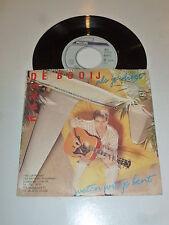 "HANS DE BOOIJ - Als Je Vliegt - 1987 - Dutch 7"" Juke Box Vinyl Single"