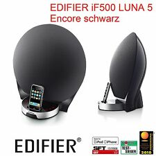 Design iPod iPhone Docking Station Edifier Luna 5 Radio Tuner LCD Display AUX