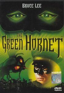 The Green Hornet (1966) Movie + Extras _ English Ver _ PAL Region 0 _ Bruce Lee