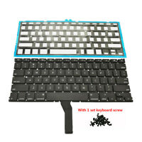 "US English Keyboard + Backlight For MacBook Air 13"" A1369 2011 A1466 2011-2015"