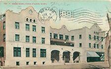 Coeur D'Alene Idaho Hotel Idaho Postcard c1910s