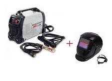 Kit Saldatrice a Elettrodo Elettrica Inverter IGBT 300A Fabbro + Maschera