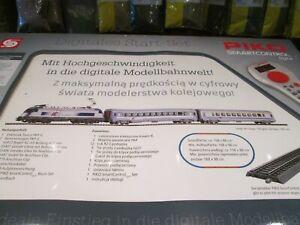Piko 59024 Digitales Startset Smart control light mit Personenzug PKP H0
