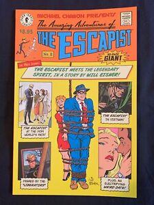 The Amazing Adventures of the Escapist # 6  Dark Horse Comics 2005 Will Eisner