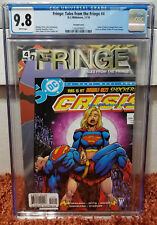 Tales from the Fringe #4 (2010 DC) CGC 9.8 NM/MT VHTF Crisis #7 Homage Variant