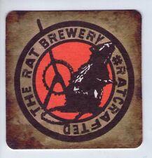Ungebrauchte Bierdeckel-Ratten Brauerei - (CAT 006) - (2015)