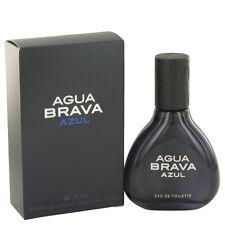 Agua Brava Azul Cologne By ANTONIO PUIG FOR MEN 3.4 oz EDT Spray 516897