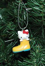 Hello Kitty Fashionable Shoe Christmas Ornament # 10