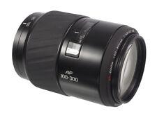 Minolta AF 4,5-5,6/100-300mm  #11501849  für SONY SLR