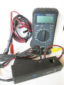 OTC 100 Automotive Meter With Leads, Clamps,  etc.