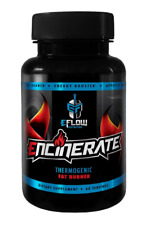 ENCINERATE thermogenic Fat Burner - Stronger than Cellucor Super HD!! *DISCO*