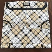 "Miche Bag ""ALYSSA"" Shell Plaid Beige for classic bag Cover"